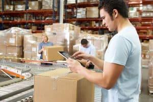 métier de logisticien